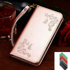 For Iphone X 8 7+ Luxury Magnetic Card Slot Leather Flip Wallet Case Cover Stand