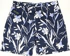 Polo Ralph Lauren Golf Classic Fit Shorts Mens Blue Floral Stretch NWT NEW $98