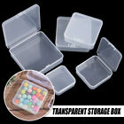 Packing Boxes Jewelry Beads Container Transparent Storage Box Small Items Case