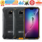 6gb 128gb Rugged Mobile Phone 6300mah 8core Android 9 Smartphone Doogee S68 Pro