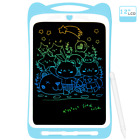 AGPTEK 12Inch Colorful Graphics Writings Pads Drawing Board for Kids Home,School