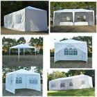10'x10'/20'/30' Patio Party Tent Wedding Canopy Heavy Outdoor Upgraded US SHIP