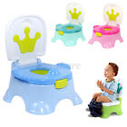 3 In 1 Boys Girls Training Potty Chair Kids Baby Toddler Toilet Urinal Se