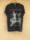 My Bloody Valentine T Shirt Funny Cotton Tee Vintage Gift T-shirt Size S-3XL