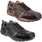 Fleet & Foster Portsmouth à Lacets Homme Baskets Chaussures UK 7-12