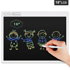"11"" 16"" LCD Tablet Portable Writing Pad E-writer Graphic Kid Drawing Work Board"
