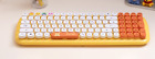 Official Winnie the Pooh Wireless Character Keyboard Mouse Bundle +Free Express