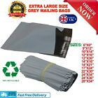 Strong Grey Mailing Poly Postage Self Seal All Sizes Plastic Postal Parcel Bags