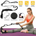 44.8inch Yoga Ligament Stretching Belt Foot Drop Strap Leg Training Foot Ankle