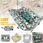 Child Baby Kid Shopping Trolley Cart Cover Seat High Chair Protective Pad  C