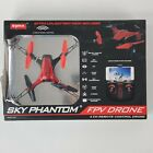 Sky Chimaera WiFi FPV Drone by SYMA, Green or Red Drone