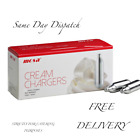 Mosa NN08-02-PK24 Cream Chargers Multi Pack of 24 - Silver