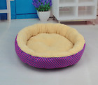 Round Cotton Comfortable Pet Corrugated Seat Cushion Canvas Cat Kennel