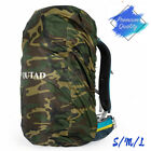 OUTAD Outdoor Camouflage Backpack Rain Cover Bag 300D Oxford Fabric Waterproof