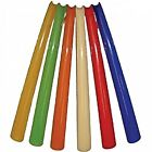 17 inch Long Plastic Shoe Horns Choice of 6 Colours