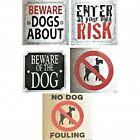 Dog Signs for Dog Owners , doors, gates, walls