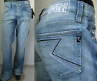 $210 MENS NWT ROCK & REPUBLIC JEANS NEIL MANIPULATED RUSH LOW RISE STRAIGHT