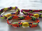 Woven Smile Face Friendship Bracelet
