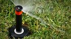 "Hunter Pro Spray Check Valve Pop Up Sprinkler 4"" c/w Pipe Fitting and Nozzle"