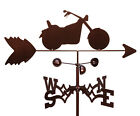 SWEN Products LOW RIDER CHOPPER MOTORCYCLE Steel Weathervane