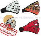 Dirt Bike Sports Outdoor  Neoprene Thermal Costume Face Nose Mouth Mask Cover