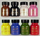 Costumes! Clowns! Liquid MakeUp Face Paint Assorted 1oz