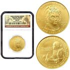 2007 W ABIGAIL ADAMS 10 GOLD NGC MS69 FIRST SPOUSE
