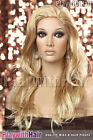 Lush Lengths Showgirl Wig - COLOUR CHOICES! Honey Blonde Gold Strawberry Silver