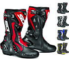 SIDI STEALTH ST MOTORBIKE MOTORCYCLE SUPERBIKE SPORT RACE BIKE BOOTS GHOSTBIKES