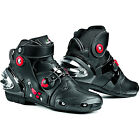 Sidi Streetburner Motorcycle Boots Short Ankle Street Urban Bike Shoes All Sizes