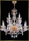 "NEW!Traditional Crystal Chandelier - VI3263 - 28""W x 26""H - World Class Lighting"