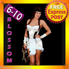 F10 Ladies Native American Pocahontas Indian Wild West Fancy Dress Costume