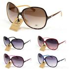 New Retro Vintage Shades Oversized Womens Designer Sunglasses