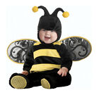 Baby Bumble Bee Outfit Plush Infant Halloween Costume