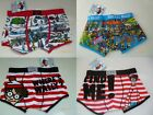 NEW PRIMARK MENS CARTOON TV CHARACTER WHERE'S WALLY? BOXER SHORTS UNDERWEAR UK