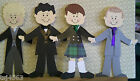 Larger Groom Toppers for Cardmaking / Scrapbooking . Lots of Variations Handmade