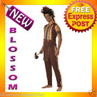 C104 Noble Warrior Native American Indian Halloween Fancy Dress Adult Costume