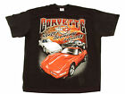 Corvette C4 Still Turning Heads Black T-Shirt