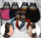 UNISEX WRAP AROUND HEAD EARMUFFS FLEECE WINTER WARM THERMAL INSULATED COMFORT