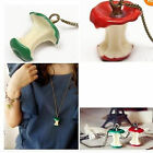 Sweet Cute Korean Style Vintage Eatting Fruit Pendant Chain Necklace