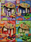 MAKE YOUR OWN WOODEN 3D PUZZLE MODEL PAINTING CHILDREN CRAFT GIFT NEW !!