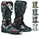 SIDI CROSSFIRE 2 MX ENDURO OFF ROAD STEEL TOE MOTOCROSS DIRT BIKE MOTO BOOTS