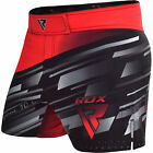 RDX MMA Shorts Kick Boxing Grappling Training UFC Mens Gym Wear Muay Thai Cage
