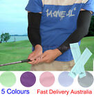 Driving Golf Cycling Bike Riding Sun UV Protection Arm Covers Warmers Sleeves