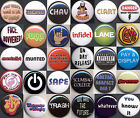MESSAGE NOVELTY Badge Button Pins selection A - FUNNY COOL! 25mm or 56mm size!