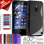 GRIP S-LINE WAVE SILICONE GEL CASE FOR NOKIA LUMIA 620