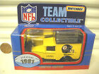 1991 Matchbox NFL FORD Van STLRS 49rs MN DALLAS GBAY PHIL TAMPA DENVER NE SAINTS
