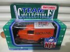 1990 Matchbox NFL FORD Van NY BEARS STLRS 49rs MN DALLAS GBAY PHIL TAMPA DENVER