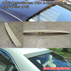 Lor Style Roof Spoiler Wing (ABS) Fits 06-13 Mercedes-Benz W221 S-Class