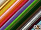 ACRYLIC FELT COLORS 1-16 Upholstery Fabric / Sold by the yard